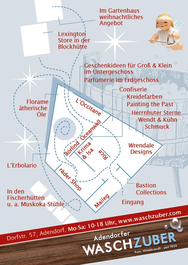 Postkarte_Adventsmarkt_Adendorfer_Waschzuber_Rueckseite