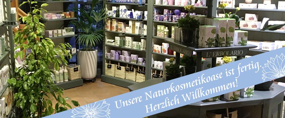 Naturkosmetikoase im Adendorfer Waschzuber