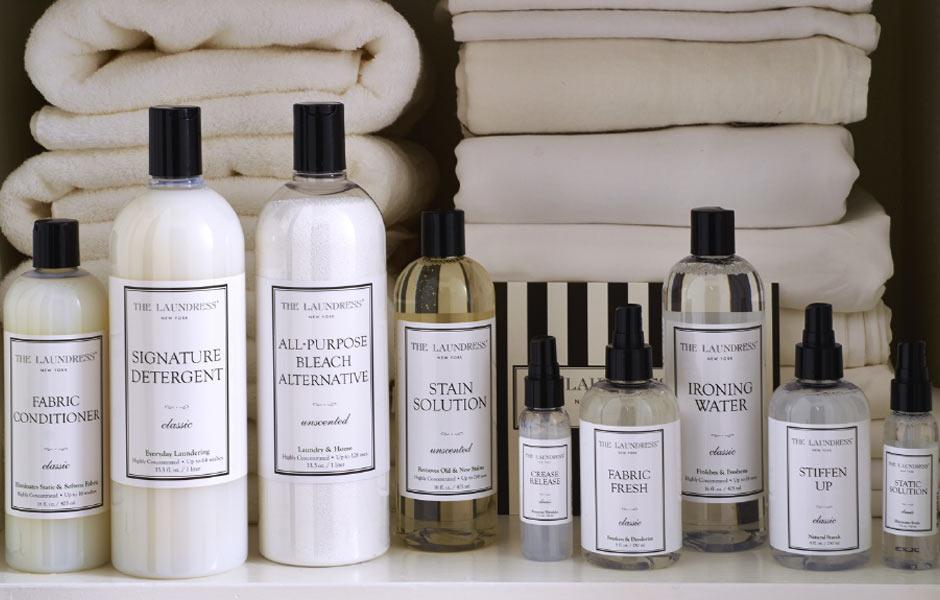 The Laundress: natürliche Wäschepflege