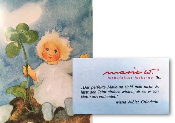 DAS ANDERE MAKE-UP KONZEPT von MarieW im Adendorfer Waschzuber kennenlernen am Donnerstag, den 9. Januar 2020